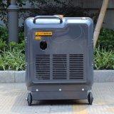 バイソン(中国) BS3500dseaセリウムによって証明される3kw 3kVA AC単一フェーズの長期間の時間圧縮空気3kVAのディーゼル発電機