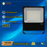 110lm/W 산출과 270 도 광속 각에 옥외 200W LED 투광램프