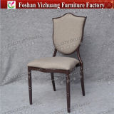 Yc-D38-10 Foshan에 의하여 이용되는 가구 앙티크 금속 의자 대중음식점
