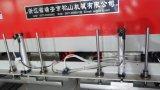 Heißer Ausschnitt-Hochgeschwindigkeitsbeutel, der Maschine für Verpackungs-Beutel herstellt