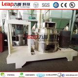 Máquina de moedura Superfine profissional dos polímeros do engranzamento