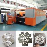 Agent voulu ! Machine de découpage de laser de fibre pour l'installation de fabrication en métal