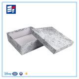Caixa de empacotamento rígida feita sob encomenda de Carboard do papel de impressão para a roupa