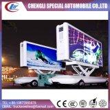 Vídeo móvil de la pantalla y acoplado audio de la visualización LED para la venta
