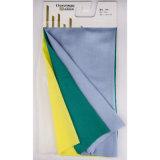 Tissu de coton en nylon de sembler de toile Cotton+24% en nylon de tissu de 76%