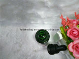[30مل] [إسّنتيل ويل بوتّل] خضراء مع قطّارة أسود ([إيوب-12])