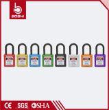 BD-G13 OEM het Blauwe Nylon Hangslot van de Veiligheid van de Sluiting
