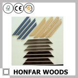 Der kundenspezifische festes Holz-Bilderrahmen, der alle formt, sortieren alle Farbe
