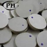 Trasduttore di ceramica piezo-elettrico di cristallo 1MHz di Pzt Ultrasoinc 28mm