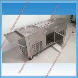 速い冷却効果の揚げ氷クリーム機械