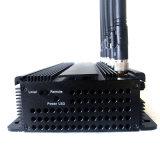 15W de Regelbare 3G Mobiele Telefoon VHF van de hoge Macht de UHFStoorzender van de Walkie-talkie