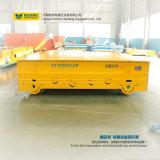 Trole material motorizado grande tabela de transferência usado na indústria do guindaste