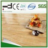 Synchronisierter geprägter lamellenförmig angeordneter Bodenbelag-Wachs-Deckel-guter Verkauf