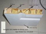 Portello modellato HDF professionale dell'impiallacciatura (portello modellato)