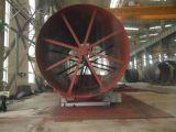 Раковина роторной печи поставкы индустрии шахты