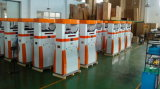 Ugello d'erogazione della strumentazione quattro della pompa di Zcheng del combustibile diesel della stazione di servizio