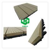 다채로운 방수 옥외 훈장 발코니 WPC 지면 도와