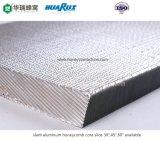 Nid d'abeilles net matériel en aluminium d'âme en nid d'abeilles (HR821)