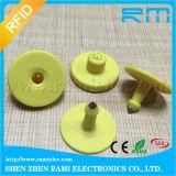Markering van het Oor RFID van de Koe 134.2kHz van de fabriek de Directe Dierlijke Volgende