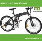 Педаль зеленой силы помогла велосипеду большой складчатости электрическому для взрослых
