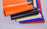 550GSM PVC tejido recubierto de tela impermeable de PVC recubierto