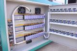 Vide automatique d'ampoule de double chauffage Supérieur-Inférieur formant la machine