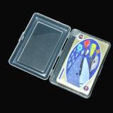 Jogo de cartões plástico do jogo do PVC de Transferant do mundo submarino