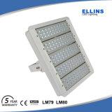 옥외 100W IP65 Philips 경기장 LED 플러드 빛 투광램프