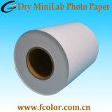 Papier lustré spécial 260GSM 240g de photo de la frontière Dx100 RC de FUJI de taille