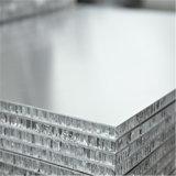 Molino de aluminio de la tarjeta del panal de la fachada de aluminio acabado (HR427)