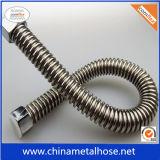 Pipe ondulée de boyau annulaire de métal flexible