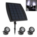 Waterproof Adjustable Solar Powered Garden Lamp