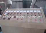 Máquina dobro do granulador refrigerar de água da extrusora com 150kg/H