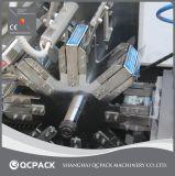 Film automatique de cellophane au-dessus de machine d'emballage