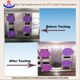 Câmara de teste de tempo de envelhecimento UV para plástico industrial (ASTM D1148)