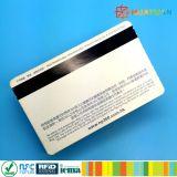 Tarjeta de papel ultraligera del boleto del pago MIFARE EV1 RFID de Cashless