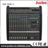 Console van de Mixer van de Versterker van Powermate 1000-3 van de Mixer van Dynacord 700W de Professionele Audio Correcte