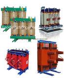 El transformador descender 100kVA de Dyn11 Dyn0 Resina-Aislado seca el tipo transformador de potencia