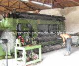 Плетение мелкоячеистой сетки/шестиугольное плетение провода с низкоуглеродистой сталью