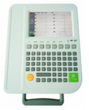 医療機器3チャネルのElectrocardiograph ECG機械