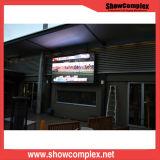 Afficheur LED avant extérieur de P5.95 Serive pour la publicité