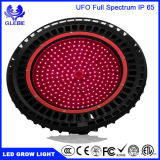 150W LED Grow Light Red UFO Grow Light para cultivo de tomate