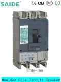 Corta-circuito moldeado MCCB del caso de la baja tensión Sdm6