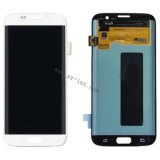 Экран Icd запасных частей мобильного телефона для Samsung S7 Edge+