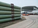 Tubo de FRP GRP para el agua de aguas residuales/el agua potable