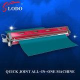 Máquina comum Vulcanizing da imprensa do equipamento da máquina refrigerar de ar