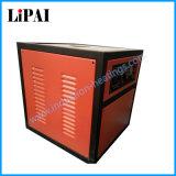 Diseño integrado que calienta la máquina de fusión de la inducción de los metales preciosos