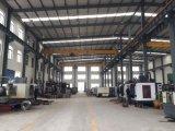 Granulador seco del fertilizante del compuesto de la prensa de rodillo de la estructura fuerte