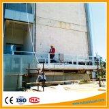 Berceaux de nettoyage en verre de guichet de construction de la série Zlp630 pour la construction