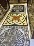 Carrelages en cristal d'or Polished de tapis de porcelaine